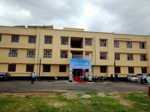 Construction of Mini Secretariat at CCPUR Manipur Inauguration