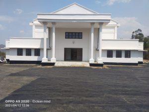 Multipurpose Hall at MIni secretariat at CCPUR
