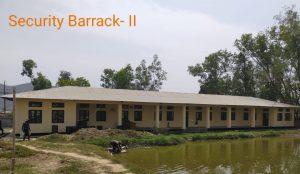 Security Barrack